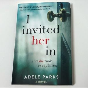 📖 I INVITED HER IN